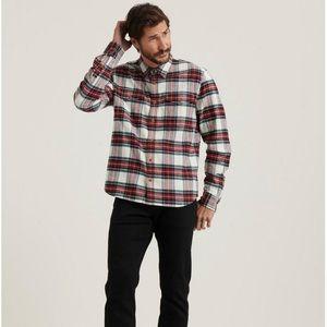 Lucky  Brand Men's  Button down long sleeve shirt